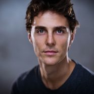Actors Headshot by Pete Bartlett