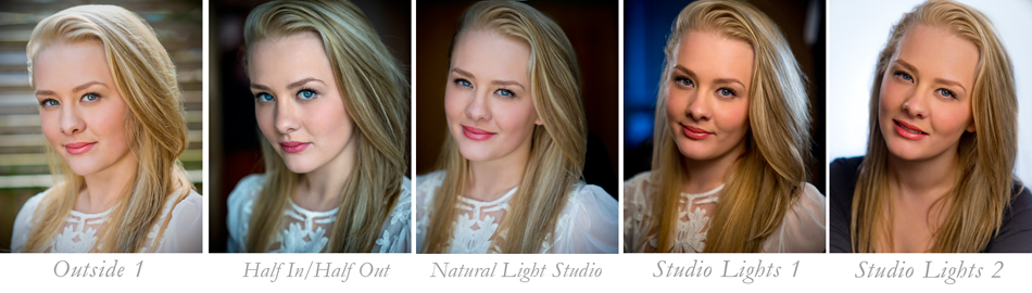 Actor Headshot Session Tips by Pete Bartlett