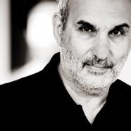 Headshot of Alan Yentob by Pete Bartlett