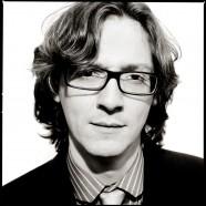 r Headshot of Ed Byrne by Pete Bartlett