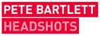 Pete Bartlett Actor Headshot Photography