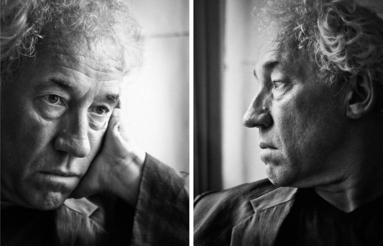 Simon Callow Portrait by Pete Bartlett Photography