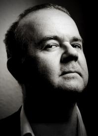 Ian Hislop by Pete Bartlett