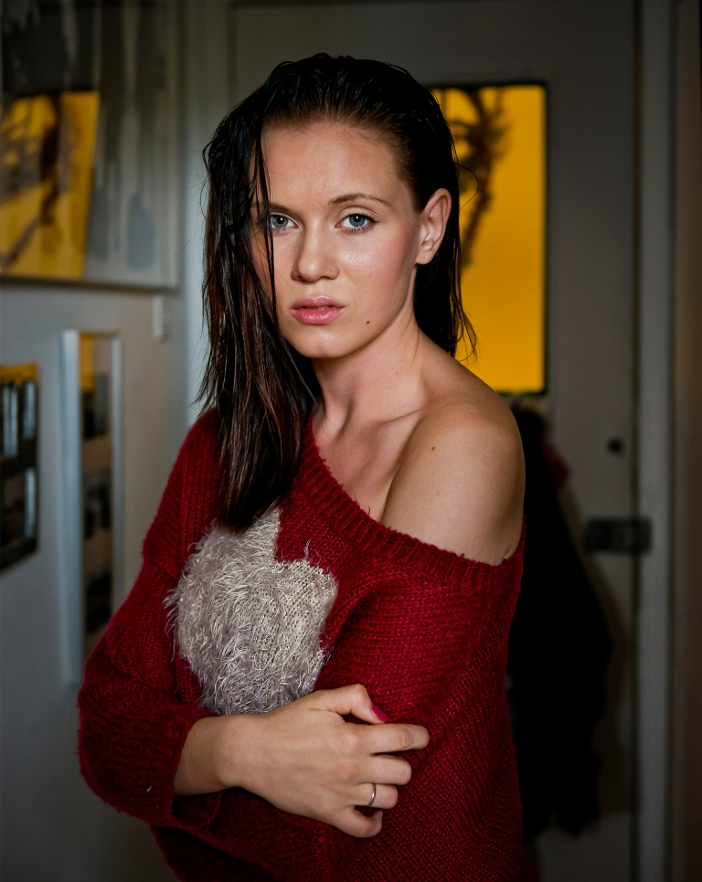 Portrait by Pete Bartlett Photography