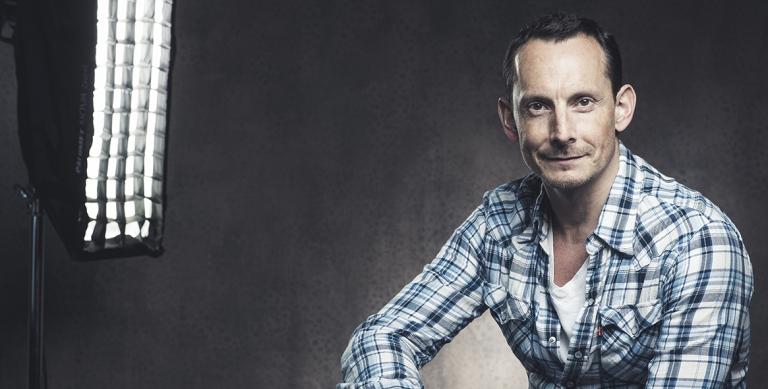 Portrait of Pete Bartlett